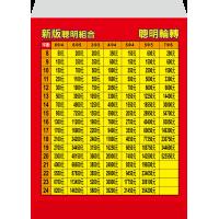 紅包袋背面-B20303